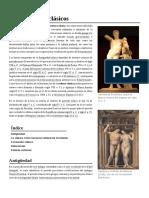 Wk - Arte y Cultura Clásicos