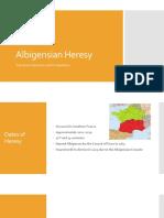 albigensian heresy