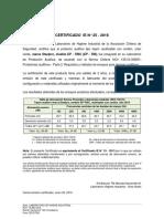 Tapón Auditivo PVC EPT06C Certificado