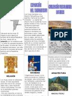 Triptico Inca