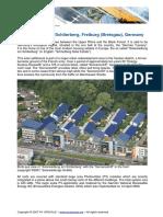 Schlierberg-Friedburg Capital Ecologica de Alemania