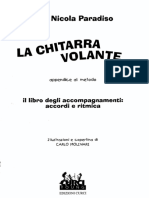 La Chitarra Volante - Libro de Acompanamiento y Ritmo