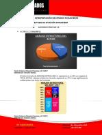 Esf Análisis de Estados Financieros