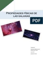Propiedades Físicas de Las Galaxias-AlexandraP AshleeF