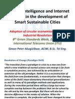 Simon Peter Akugizibwe - Artificial Intelligence and internet of things