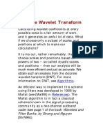 MATLAB  7.10.0 (R2010a) - Discrete Wavelet Transform __ Wavelets_ A New Tool for Signal Analysis (Wavelet Toolbox™).pdf