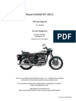 Royal Endfield UCE fuel injection manual