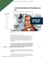 1-Colombia No Era El Nuevo Reino de Granada - Educación - Vida - ELTIEMPO