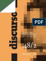 Discurso 2018 v.48 n.2
