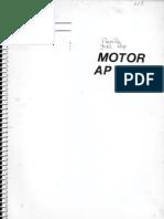 Manual Motor AP1800
