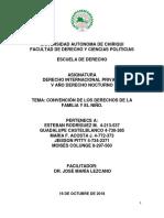 Universidad Autonoma de Chiriqui Derecho Internacional