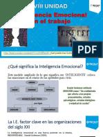 8 Inteligencia Emocional en El Trabajo (Diapositivas 8)