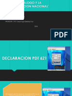Declaracion Pdt 621