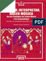 Enrique Cámara Huayno, Perfil Melódico...