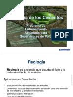 08 - Reología de Las Lechadas de Cemento