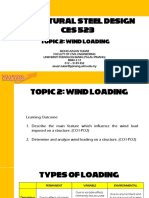 Topic 2 - Wind Loading
