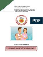 Proposal Baby Masagge