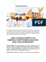 Consejos de Ingenieros para Ingenieros.docx