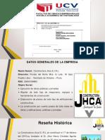Diapositivas de Informe de Practicas