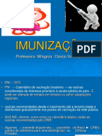 vacinas imunizaçao