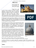 Arquitectura Del Barroco - Wikipedia, La Enciclopedia Libre