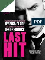 Jessica Clare-Hitman, #1 Last Hit.pdf