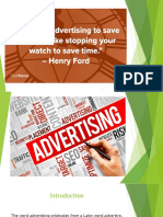 Advertisings