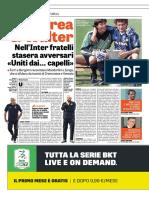 La Gazzetta Dello Sport 30-10-2018 - La Storia