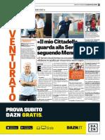 La Gazzetta Dello Sport 30-10-2018 - L'Intervista