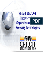 3 Ortloff NGL LPG and Sulfur Recovery Technologies