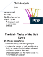 Gait analysis presentation