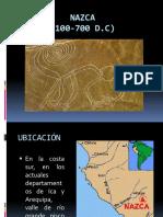 CULTURA NAZCA - PERÚ