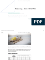 Numerical Reasoning - Don't Fall for Any Trap _ EU Training