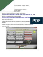 Manual Para Fazer Funcionar o Dm500v8
