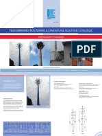 Telecommunication Towers Camouflage Solutions