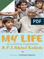 my life A.P.J ABDUL KALAM
