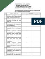 8.2.1.8 Checklist Dan Rtl