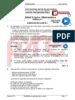 Semana 1 Pre San Marcos (UNMSM) 2017-II CICLO ORDINARIO PDF