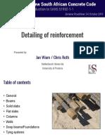 Jan Wium - Reinforcement