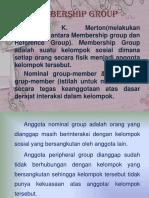 Membership Group