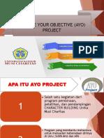 Pembukaan Ayo Project