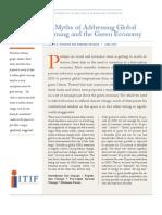 2010 Green Economy Myths