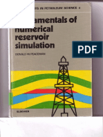 (Developments in Petroleum Science 6) Donald W. Peaceman (Eds.)-Fundamentals of Numerical Reservoir Simulation-Elsevier Science (1977)