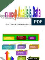 Prinsip Analisis Data