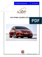 Fiat Bravo Training Manual