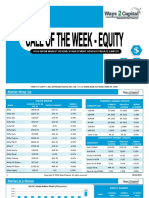Equity Research Report  30 October 2018 Ways2Capital