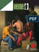 Revista Clavel verde Edición N°2