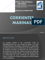 Corrientes Marinas 2013