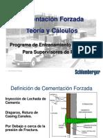 15 - Cementación Forzada - Teoría y Cálculos