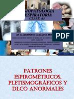 17. Patrones Espirométricos, Pletismográficos y DLCO Anormales 03 10 2018